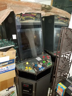 """""""Sunsetriders"""" Arcade Gaming System for Sale in Sammamish, WA"""