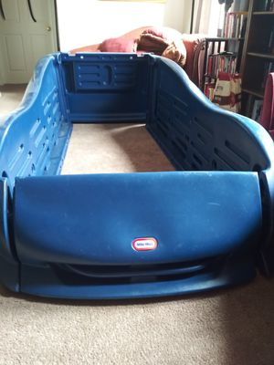 Kids race car bed for Sale in Middletown, CT
