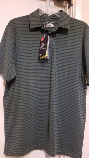Under Armour Golf Polo. Size Medium for Sale in San Diego, CA