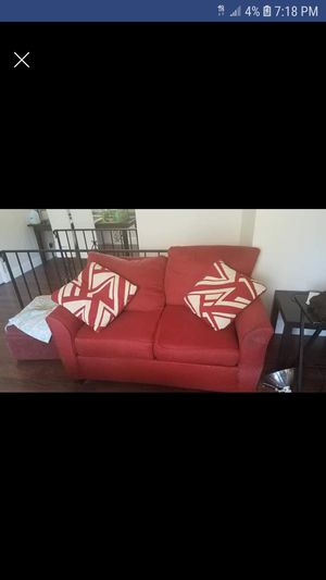 RcWilly red couch set for Sale in Payson, UT