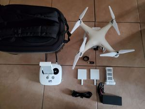 DJI Phantom 3 Pro 4k Drone. for Sale in Sacramento, CA