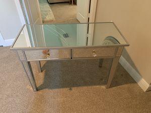 Mirrored desk for Sale in Wesley Chapel, FL