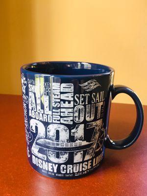 Disney Cruise Line Mug - New for Sale in Weston, FL