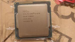 Intel I5-4570 processor for Sale in Columbus, MS