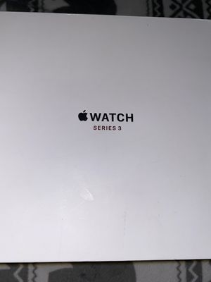 Apple Watch series 3,42mm stainless steel for Sale in Houston, TX