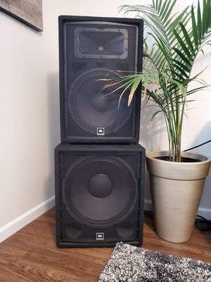 JBL Professional Speakers for Sale in University Place, WA