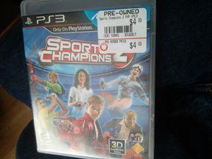 Sports Champion 2 for Sale in Everett, WA