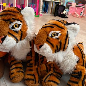 Two Tiger Plushies for Sale in Miami, FL