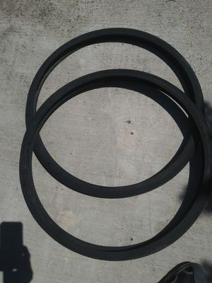 26 x 1 3/8. Bike tires. Deli Tire brand for Sale in Westminster, CA