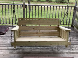 Outdoor Furniture - Porch Swing for Sale in Burleson, TX