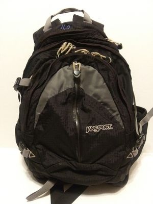 JanSport Solstice 33 Backpack & Daypack ~ Black ~ RARE ~ Good Condition for Sale in Lakeside, TX