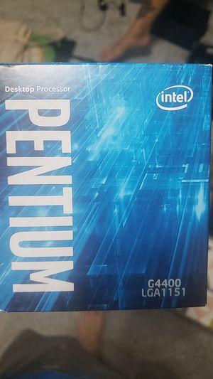 Intel Pentium desktop processor for Sale in Oceanside, CA