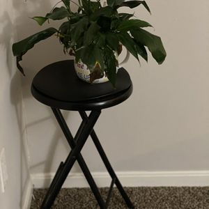 Small stool -Black for Sale in Westerville, OH