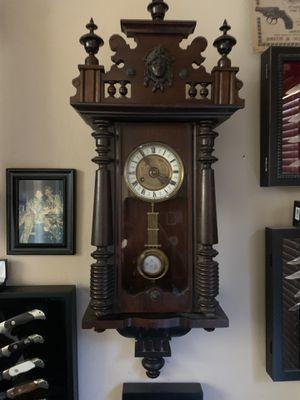 Antique Kienzle German Wall Clock. for Sale in Austin, TX