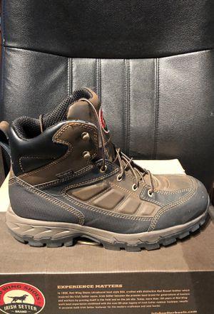 Steel toe work boots for Sale in Fullerton, CA