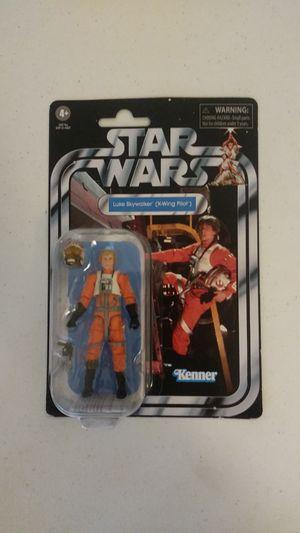 Star Wars the vintage collection Luke Skywalker (x-wing pilot) action figure kenner for Sale in Healdsburg, CA