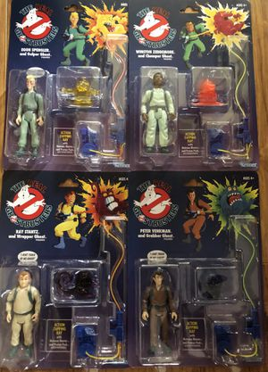 The Real Ghostbusters Kenner classics for Sale in Puyallup, WA