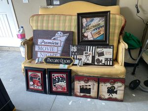 Movie theater decorations for Sale in Haines City, FL