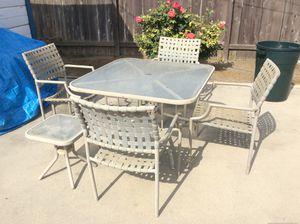 Patio furniture. for Sale in Clovis, CA