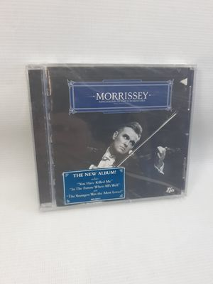 New: Morrissey: Ringleader Of The Tormentors Audio CD sealed! Limited moz for Sale in South Gate, CA
