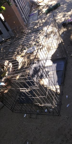 Dog bird cage for Sale in Redlands, CA