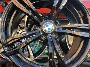 BMW rims 19x8.5/9.5 et35 5-120 for Sale in New York, NY
