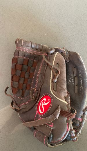 "Used 11.5"" Fastpitch Glove for Sale in Gig Harbor, WA"