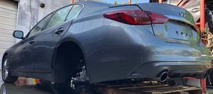 2014-2019 INFINITI Q50 3.0t COMPLETE PART OUT for Sale in Fort Lauderdale, FL