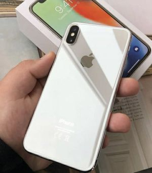 iPhone x 256gb for Sale in Arkansas City, AR