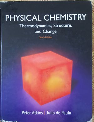 Physical Chemistry for Sale in Portland, OR