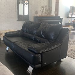Black Couch for Sale in Barrington,  IL
