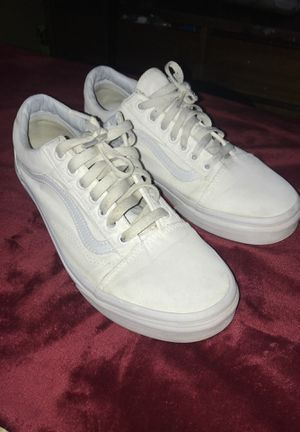 all white vans for Sale in Smyrna, TN