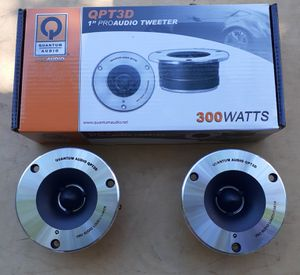 NEW! 1 inch pro audio tweeters 300W for Sale in East York, PA