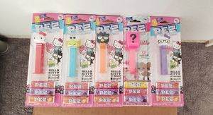 PEZ dispensers Hello Kitty with candy for Sale in Dallas, TX