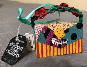 Disney Parks Sally Nightmare Before Christmas Handbag Purse Holiday Ornament NWT for Sale in Spring Valley, CA