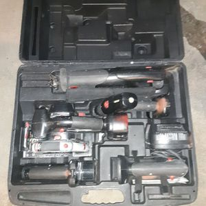 Craftsman 19.2 volt tool set for Sale in Bloomington, IL