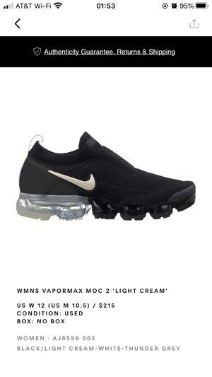 Nike Vapormax Moc 'Cream' W12 for Sale in Schertz, TX