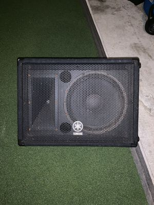 Yamaha BR12M Passive Monitor Speaker for Sale in Wylie, TX