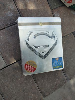 Superman collection brand new unopened for Sale in Peoria, AZ