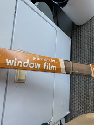 Window film 3 ftx6.5 ft for Sale in San Diego, CA