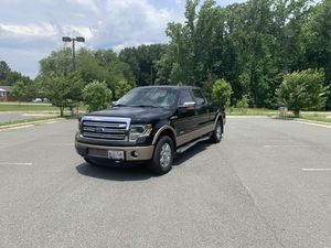2013 Ford F-150 Lariat Pick Up 4D 6 1/2 ft for Sale in Silver Spring, MD