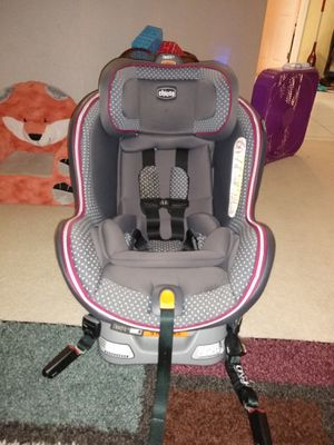Chicco NextFit iX Zip Car Seat for Sale in Lehigh Acres, FL