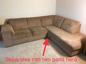 *PENDING* FREE L-shape sectional couch for Sale in Kirkland, WA