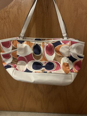 Coach Purse for Sale in Mount Pleasant, WI
