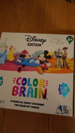 Disney Stitch puzzle and Disney Color Brain for Sale in Artesia, CA