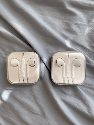 Apple wired headphones for Sale in Port St. Lucie, FL