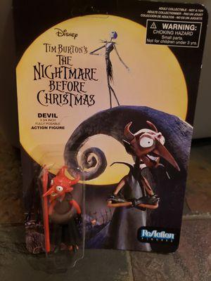 Disney NBX Devil VAULTED Action Figure for Sale in Philadelphia, PA