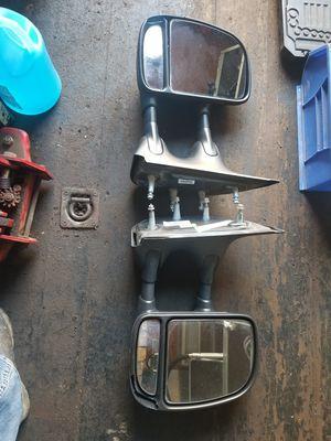 Cargo van econoline box truck mirrors for Sale in Chicago, IL