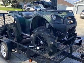 Kawasaki Brute Force 4x4i for Sale in Edgewood,  FL