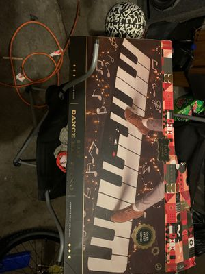 F.A.O Schwartz Giant Dance May Piano for Sale in New Boston, MI